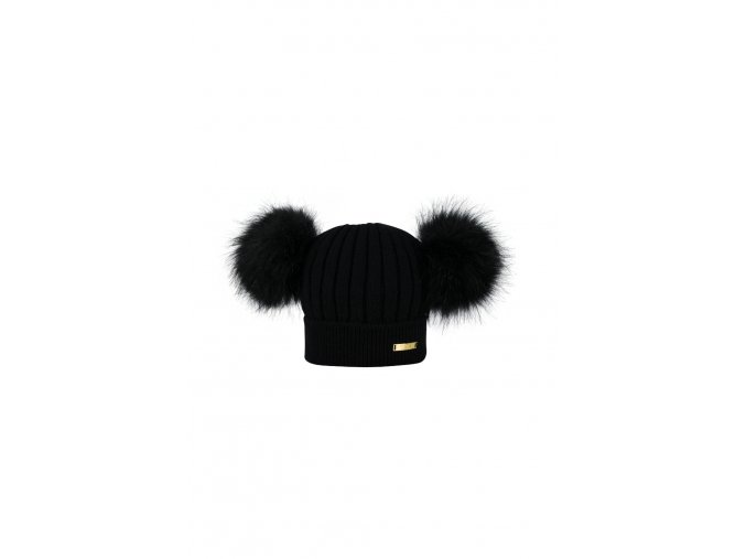 633 1 winther hat black