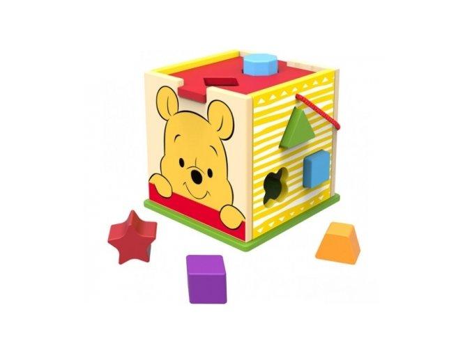 107297 183860 drevena edukacni kostka disney vkladaci medvidek pu