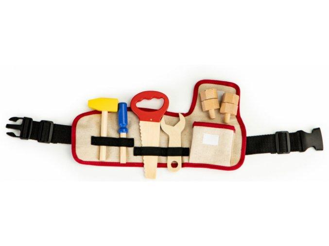 117108 199568 eco toys drevene naradi pro deti s opaskem