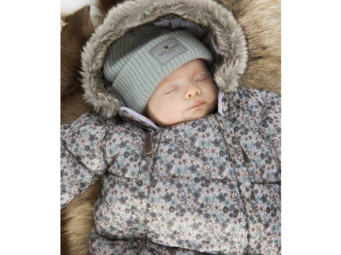 Vlněná čepice Elodie Details - Mineral Green