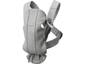 vyrp12 257Baby Carrier Mini Light grey 3D Jersey