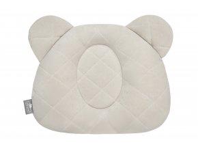 Fixační polštář Sleepee Royal Baby Teddy Bear písková