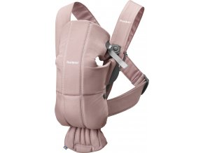 vyrp13 254Baby Carrier Mini Dusty pink Cotton 1