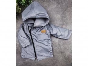 18290 1 sustakova bunda s microfleece grey