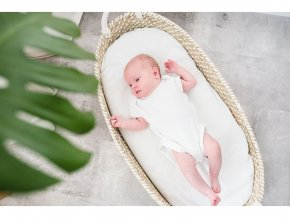 11457 1 ahojbaby pr ebalovaci kos i k pro miminko smart basket natural matrace s miminkem