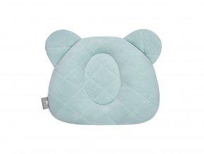 11700 fixac ni pols ta r ek royal baby teddy bear pillow ocean mint