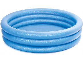 Bazén se 3 nafukovacími prstenci - 114x25cm