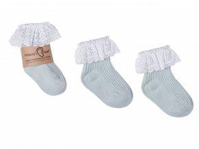 11532 mama s feet detske ponozky vintage love dirty minty mintove