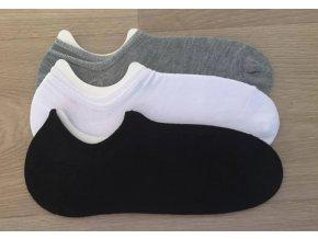 Pánské ponožky nízké 9 párů (Velikost 43-46)