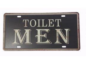toilet men