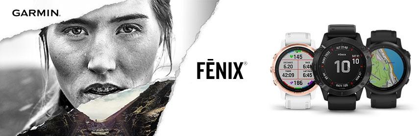 Řemínky a přílušenství pro Garmin Fenix
