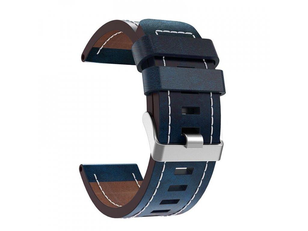 fivstr leather wrist strap watch band wi description 5