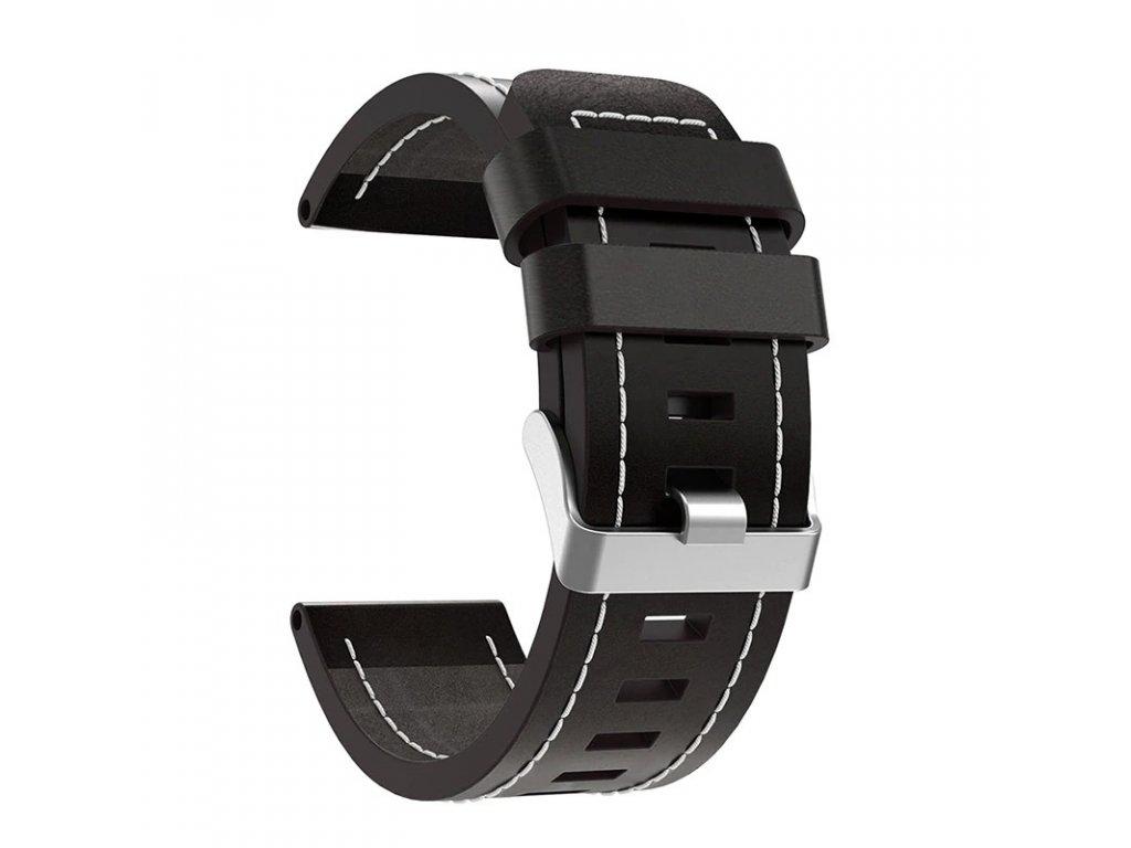 fivstr leather wrist strap watch band wi description 4