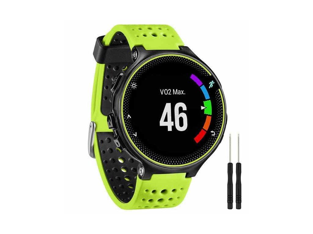 Green Black 13 colors for garmin forerunner 235 watch variants 2