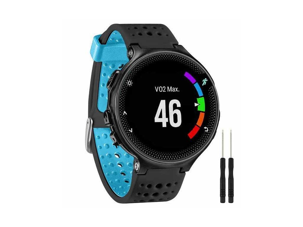 Black Blue 13 colors for garmin forerunner 235 watch variants 10
