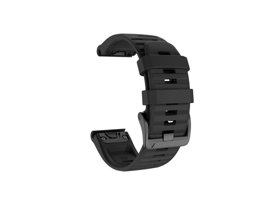 Black jker 26 22 mm silicone quick release watc variants 6