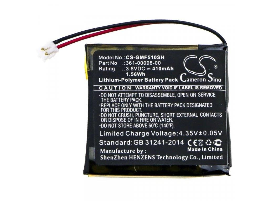 Cameron Sino 410mAh Smartwatch Battery for Garmin Fenix 5X Fenix 5X Running.jpg Q90.jpg