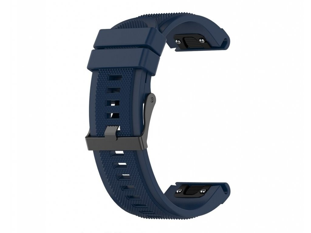 dark blue 26 mm 22 mm 20 mm quick release silicone wa variants 6