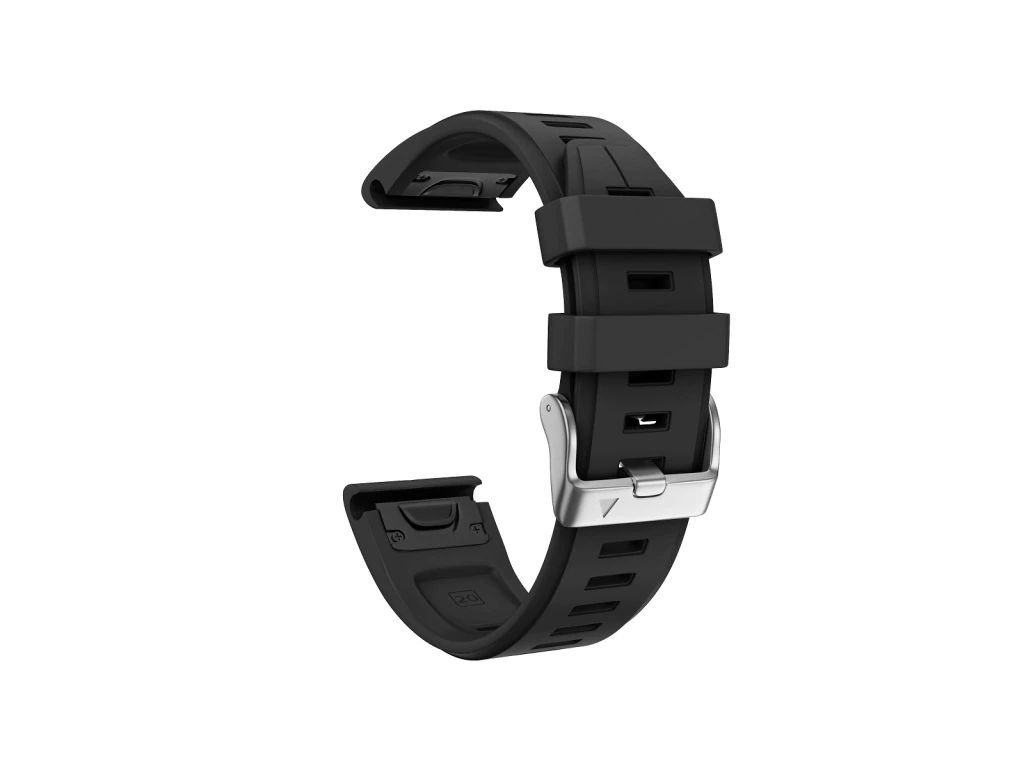 ANBEST 20mm Soft Silicone Quick Release Watch Band for Fenix 5S 6S Bands Easy Fit Wrist.j
