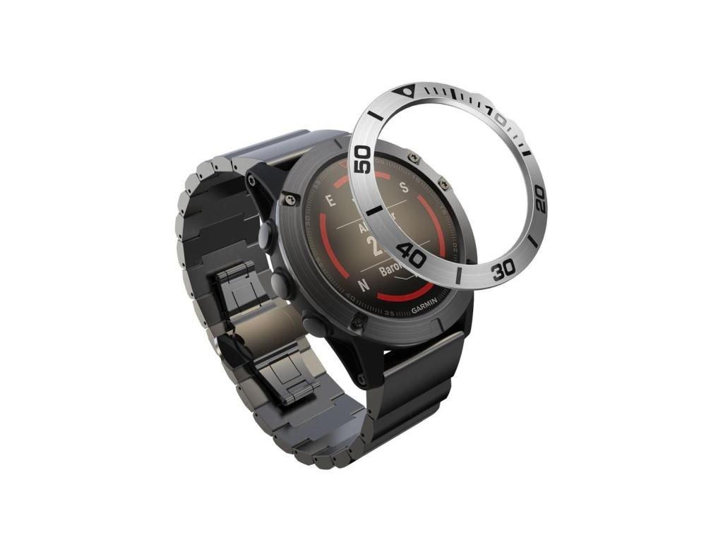 Bezel Ring Styling Frame Case for Garmin Fenix 5x 5xPlus 3 3HR Smart Watch Sta