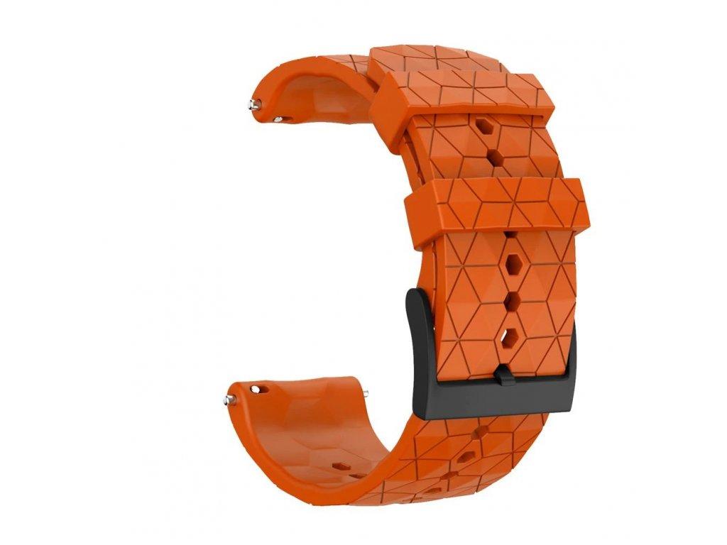 silicone wrist band strap for suunto 9 b description 6