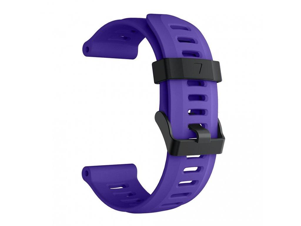 Purple 26 mm wristband for garmin fenix 5 x 5 xplu variants 5