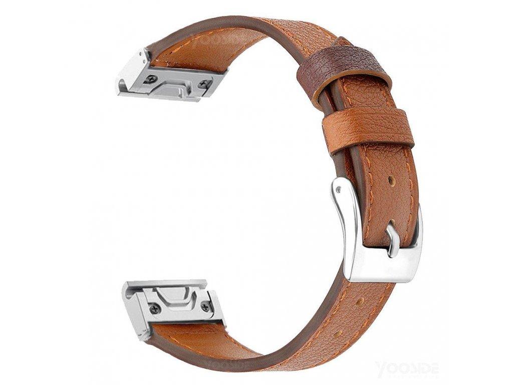 fenix 6 s leather women wristband 20 mm qu description 2