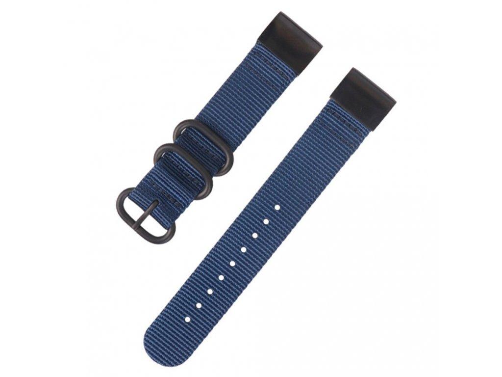 F 26 22 20 mm nylon watchband for garmin fe variants 5