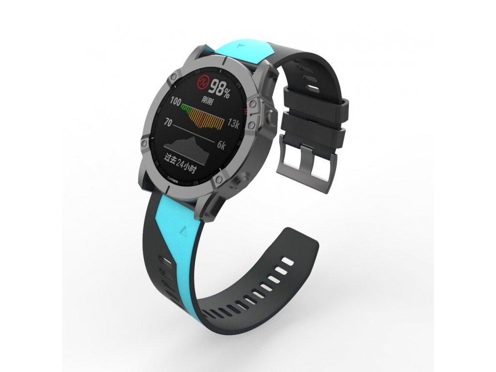 22 26 mm silicone quick release watchband description 4