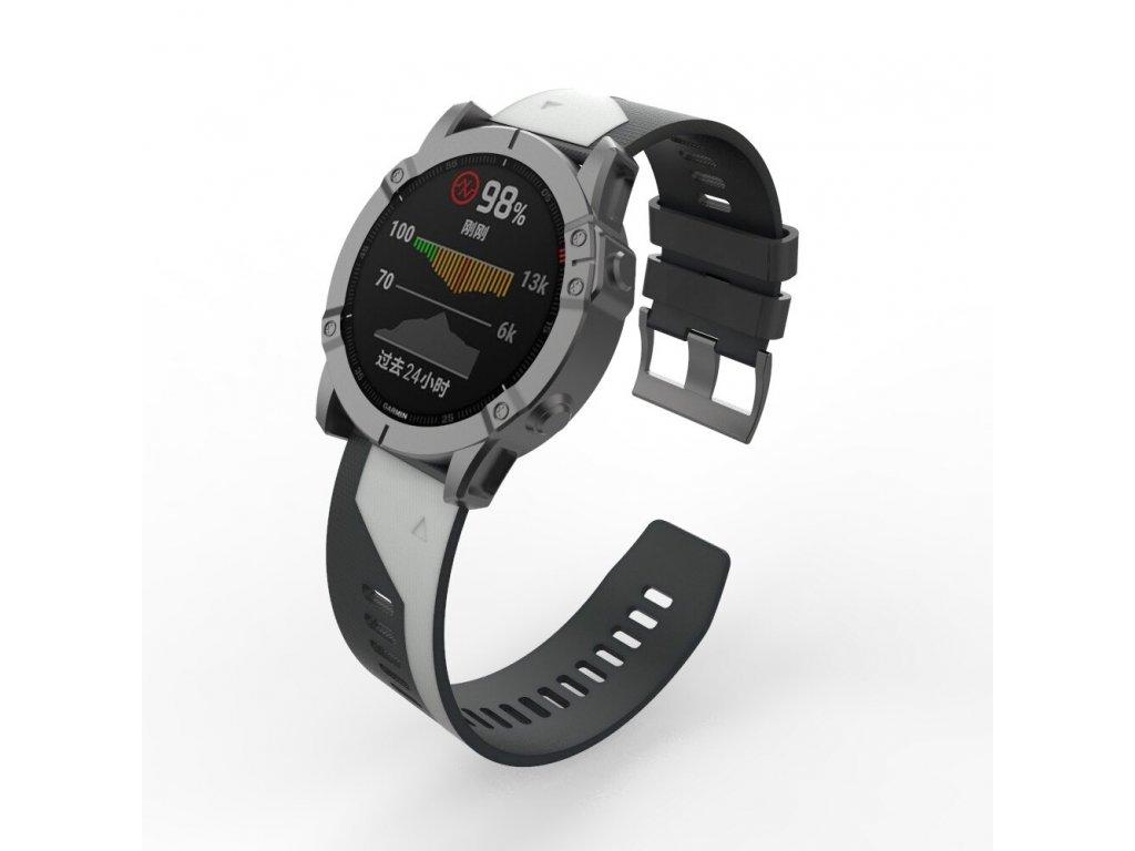 22 26 mm silicone quick release watchband description 8
