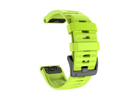 Green jker 26 22 mm silicone quick release watc variants 4