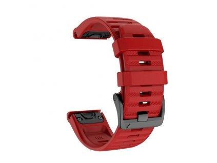 Red jker 26 22 mm silicone quick release watc variants 0