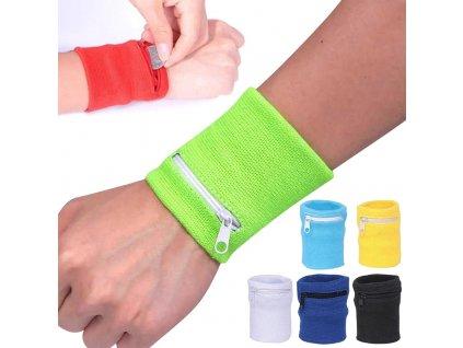 1 pc zipper wrist wallet pouch running sp description 0 (1)