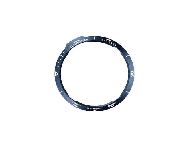 Ochranná luneta kroužek Garmin Fenix 6X modrá