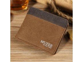 Pánská peněženka MUZEE MIX