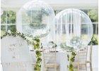 Stylová svatba - balonky