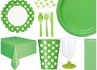 Stolování Green color