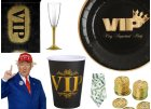 Party VIP gold