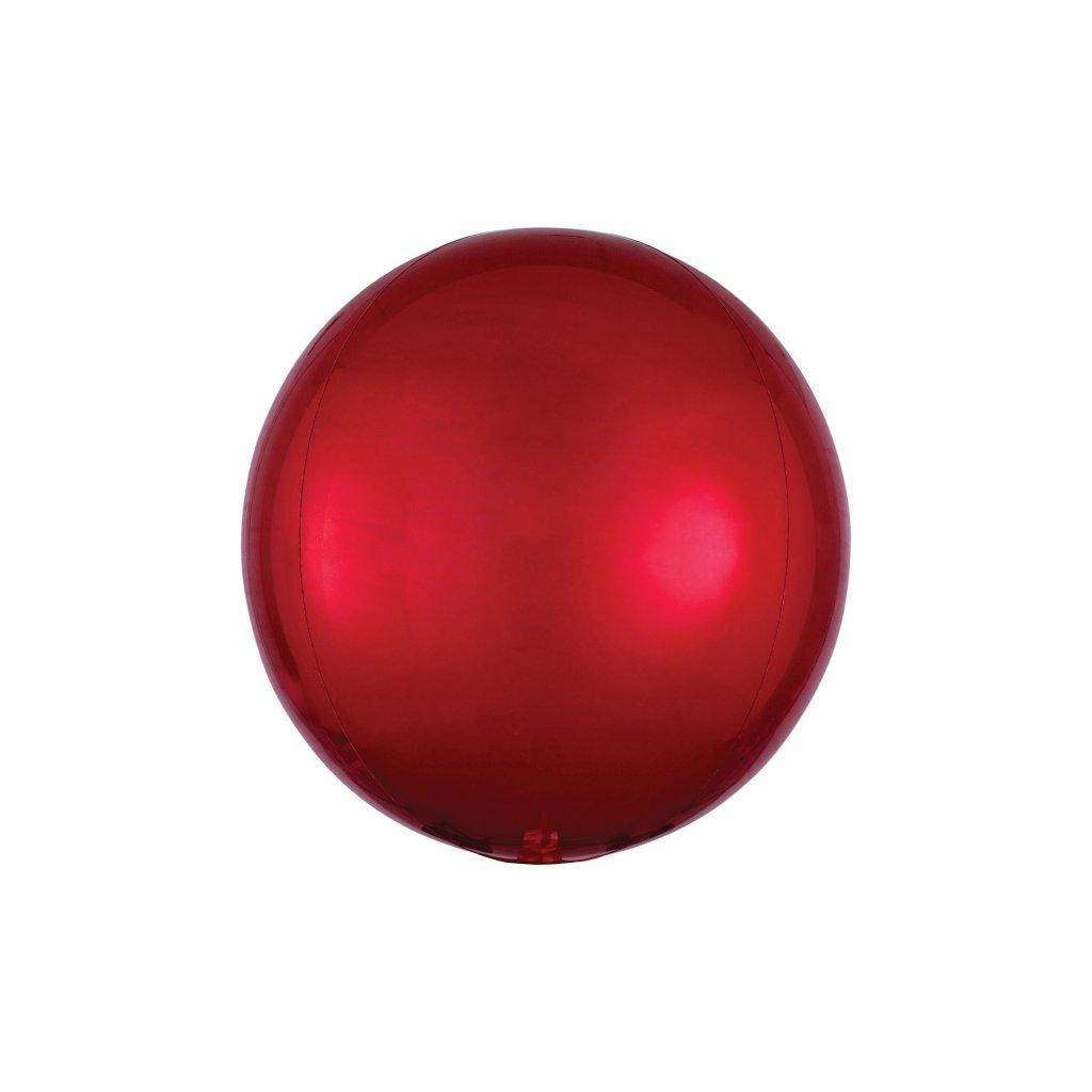 BALÓNOVÁ bublina červená