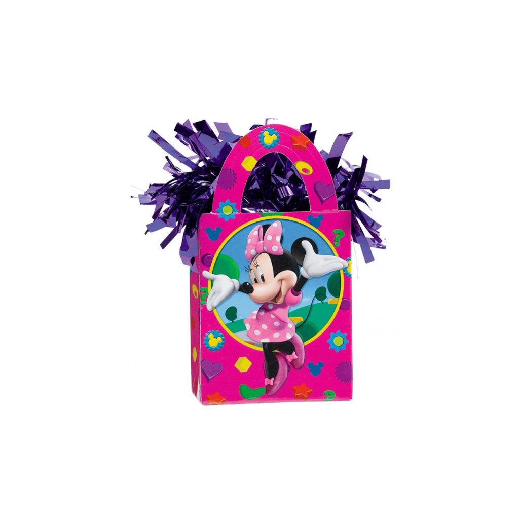 Těžítko balonkové Minnie Mouse 156g