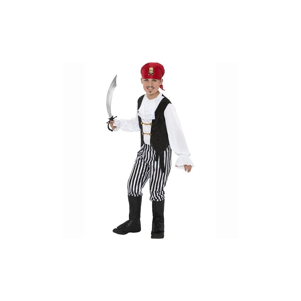Kostým Pirát pro malé dobrodruhy