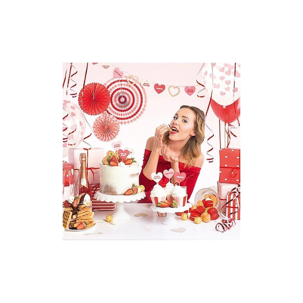 Party set Sweet Love 32ks