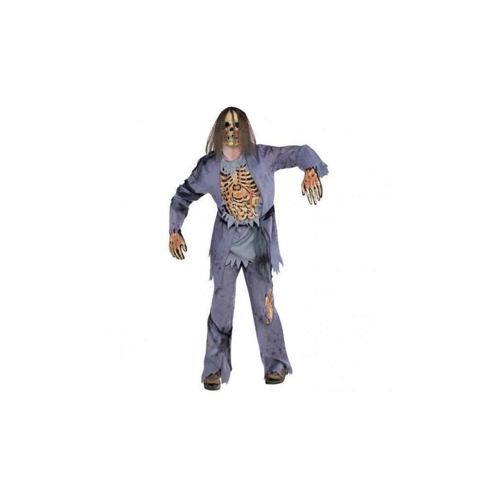 Kostým ve stylu Zombie pánský velikost M/L