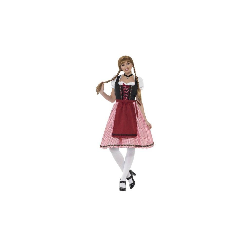 Kostým pro dámy ve stylu Bavorské děvče. Velikost M