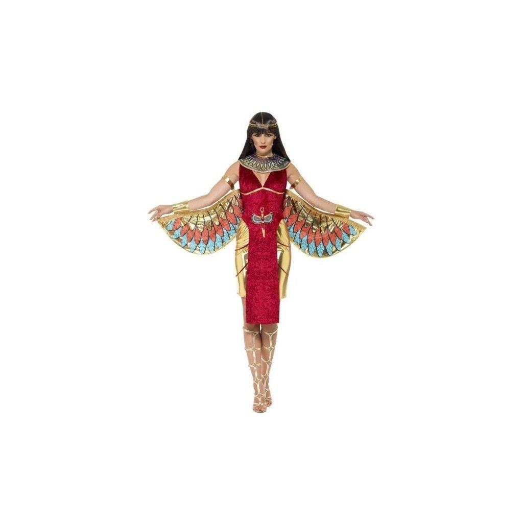 Kostým pro dámy ve stylu Egyptská bohyně Velikost M