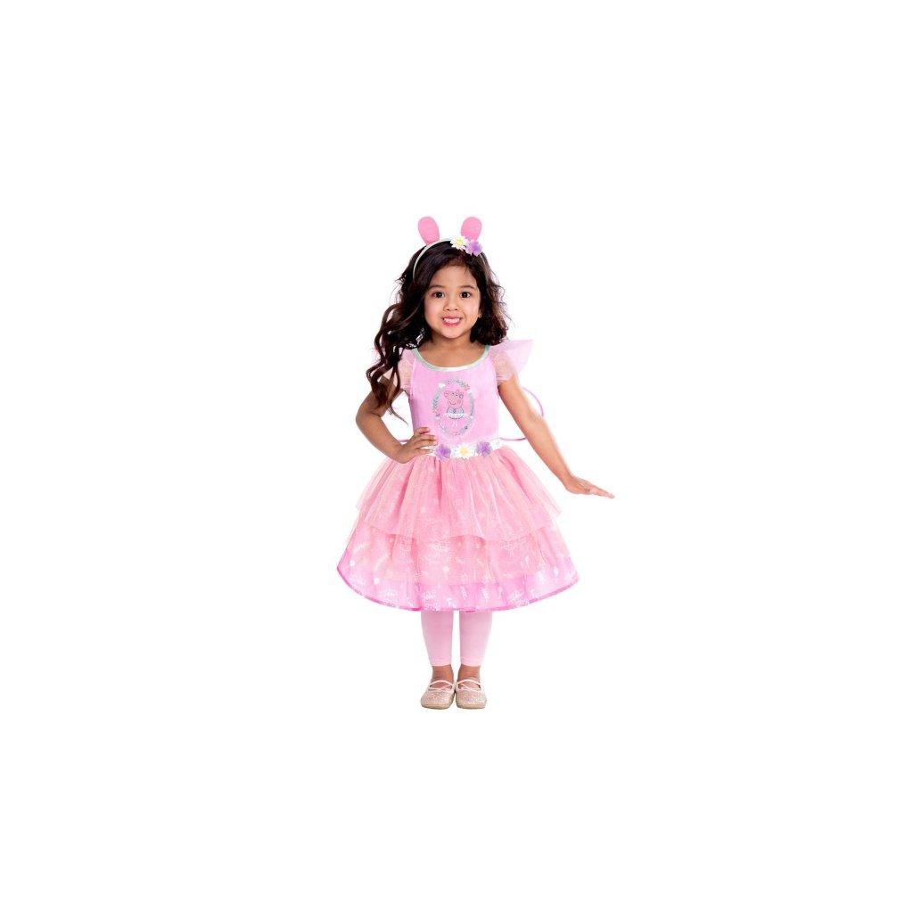 Kostým pro nejmenší Víla Peppa Velikost pro děti ve věku 2 až 3 roky