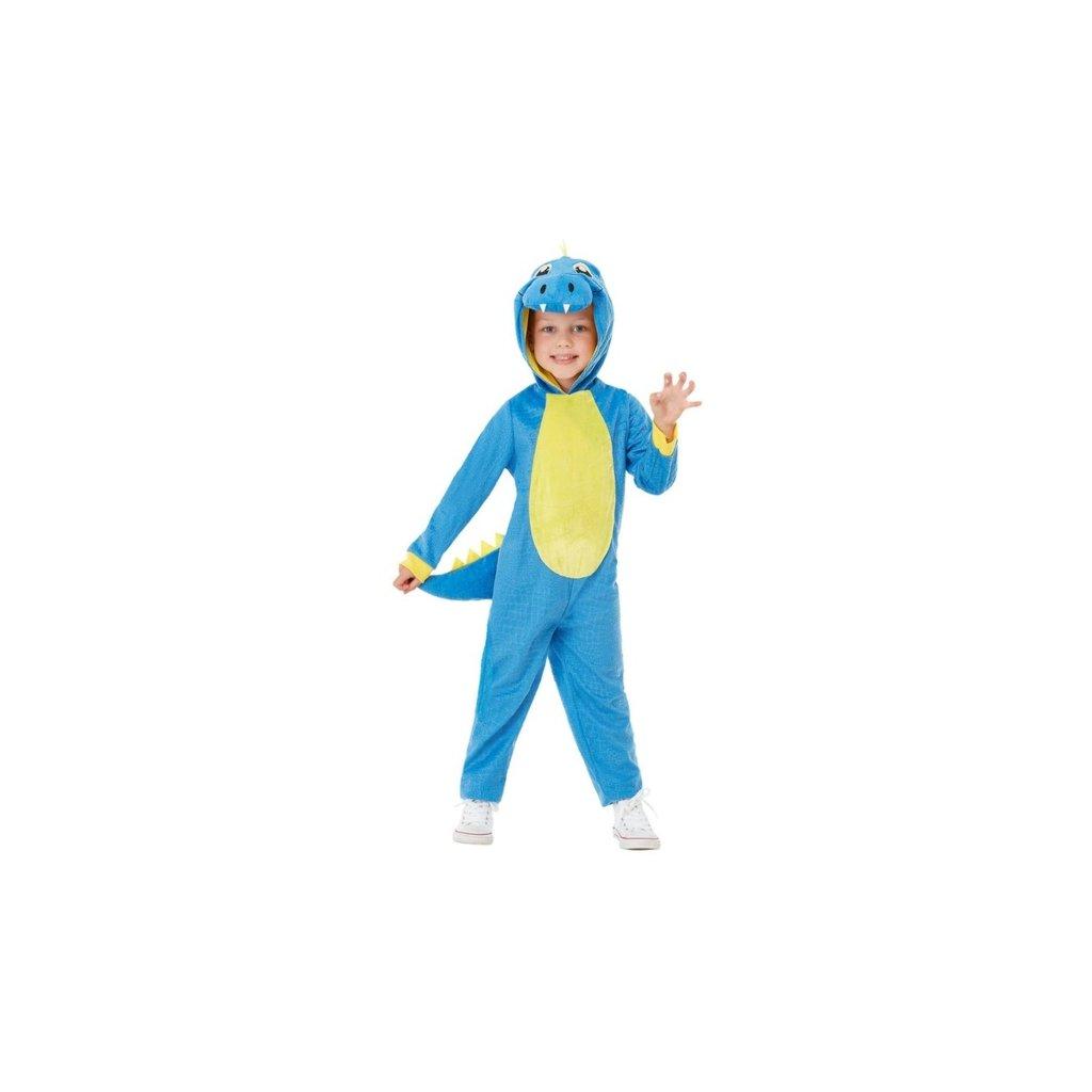 Kostým pro nejmenší ve stylu Dinosaurus Pro batolata ve věku 1 až 2 roky