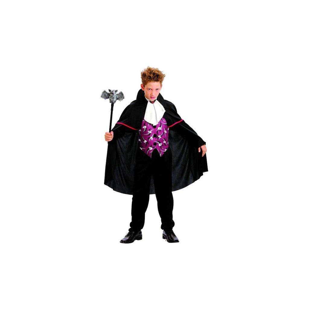 Kostým pro děti ve stylu Upír Velikost 110 až 120