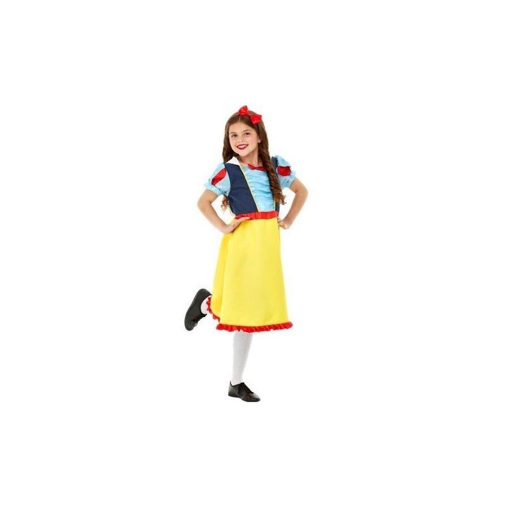 Kostým pro děti ve stylu Sněhurka. Velikost S