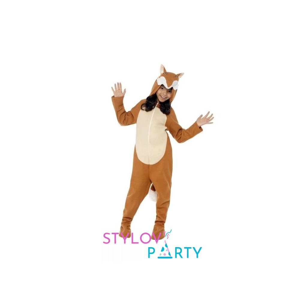 Kostým pro děti ve stylu Liška. Velikost S